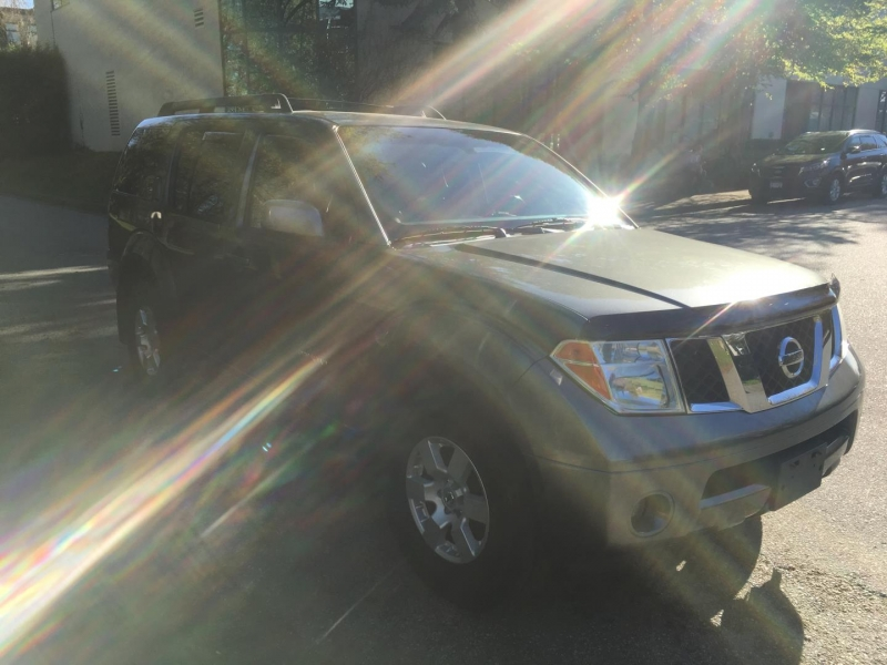 Nissan Pathfinder 2006 price $6,950
