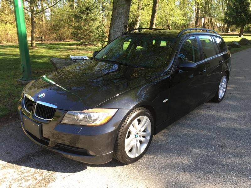 BMW 3-Series Sport Wagon 2007 price $12,950