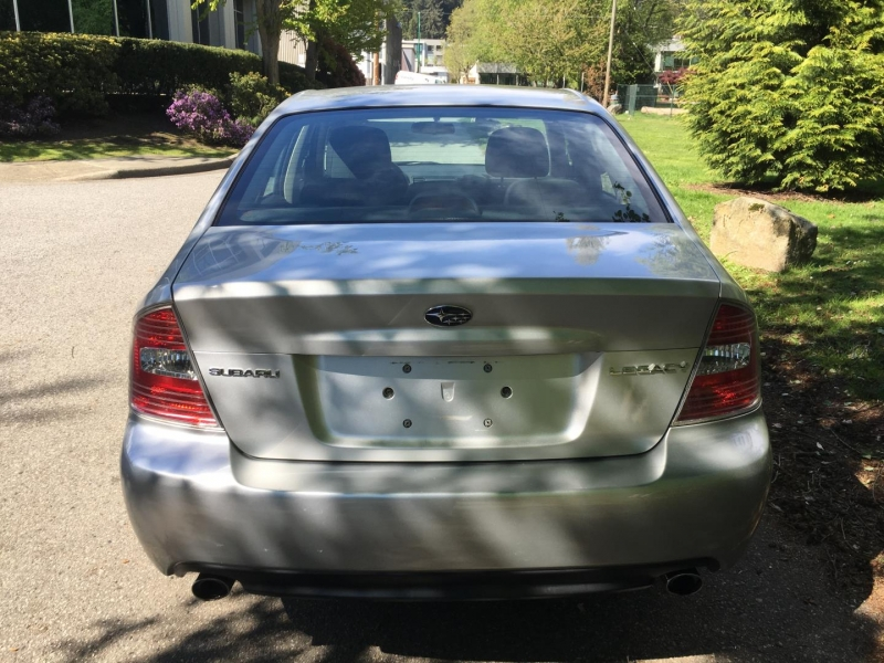 Subaru Legacy 2006 price $3,950
