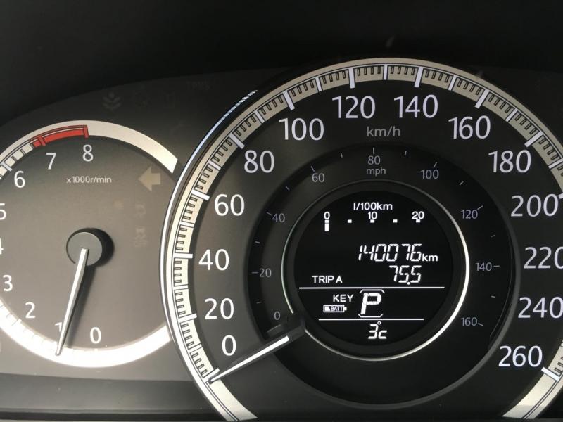 Honda Accord 2015 price $15,950
