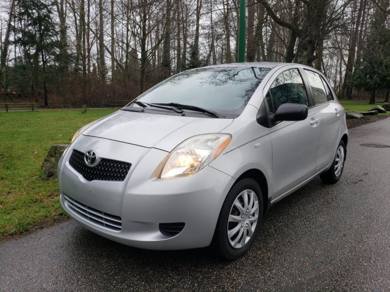 Toyota Yaris 2008 price $5,950