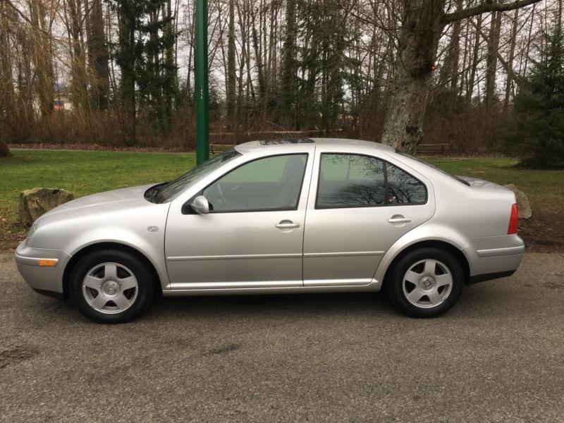 Volkswagen Jetta 2002 price $7,950