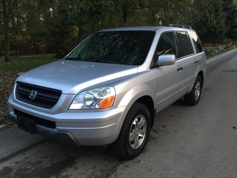 Honda Pilot 2005 price $8,950