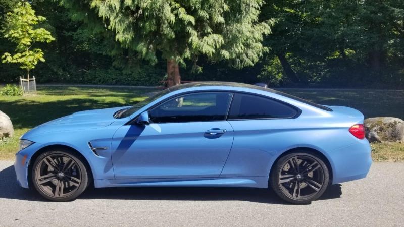 BMW M4 2015 price $52,950
