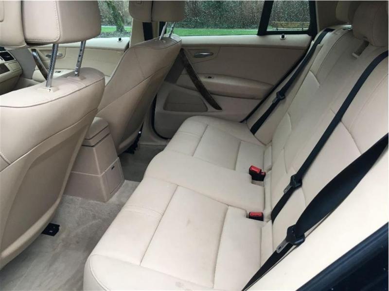 BMW X3 2008 price $10,950