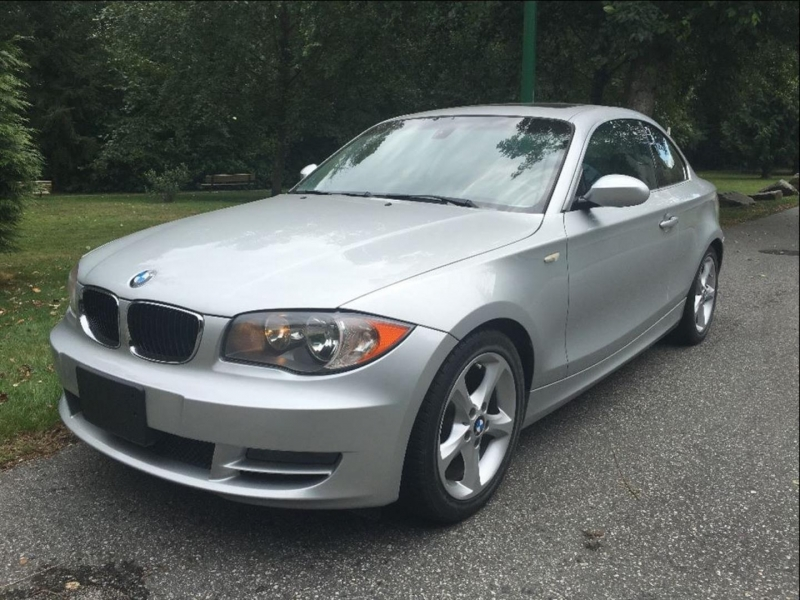 BMW 1-Series 2009 price $9,950