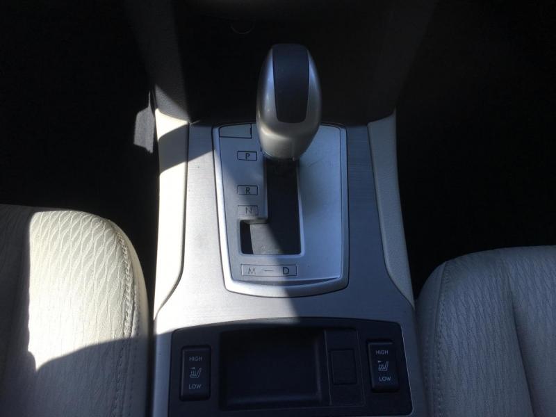 Subaru Outback 2010 price $10,950