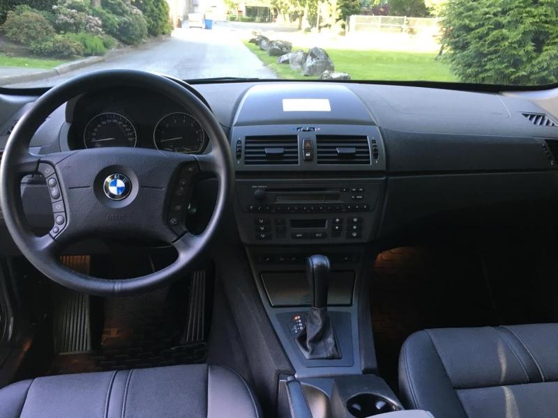 BMW X3 2004 price $7,950