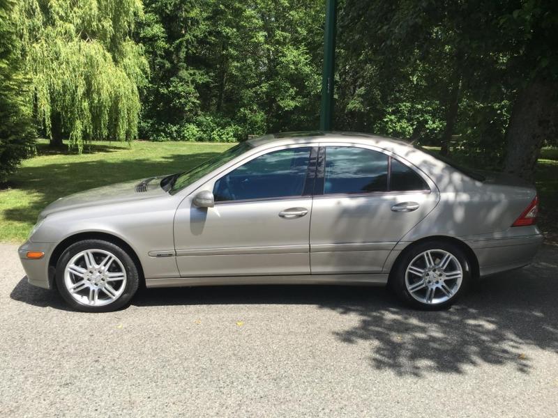 Mercedes-Benz C-Class 2007 price $11,950