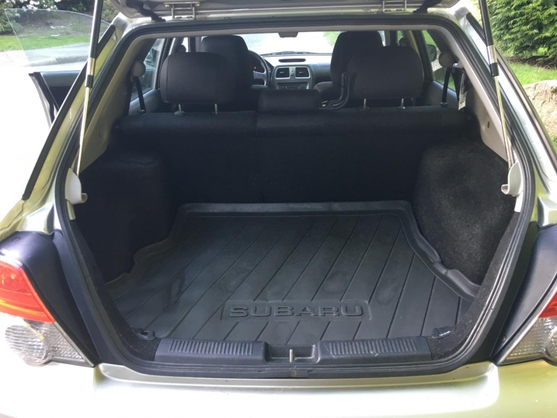 Subaru Impreza Wagon 2005 price $8,950