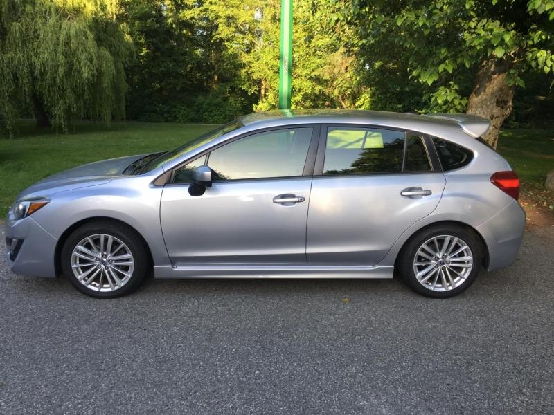 Subaru Impreza 2015 price $14,950