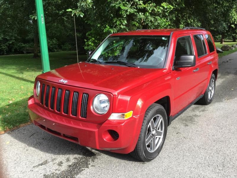 Jeep Patriot 2009 price $7,950