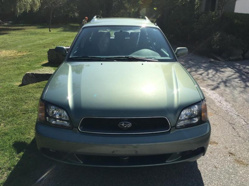 Subaru Legacy Wagon 2004 price $6,950