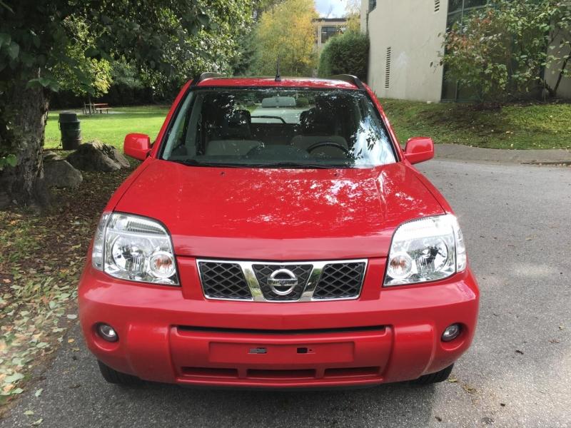 Nissan X-Trail 2005 price $8,950