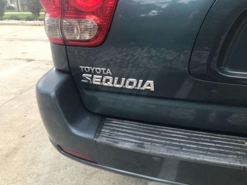 TOYOTA SEQUOIA 2007 price $8,995