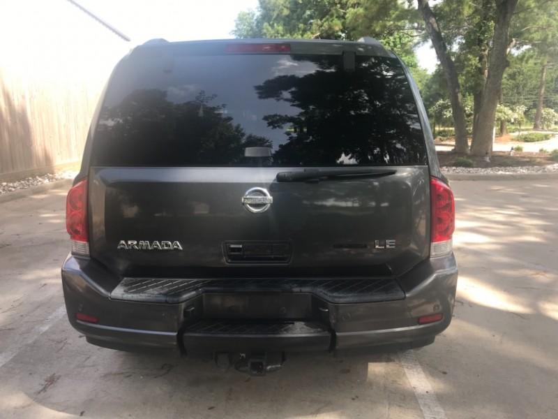 NISSAN ARMADA 2009 price $10,995