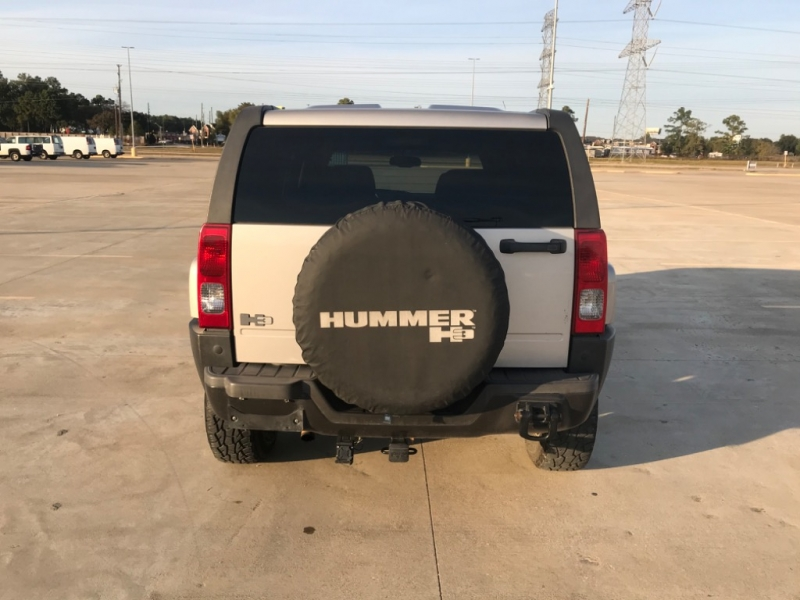 HUMMER H3 2007 price $9,495