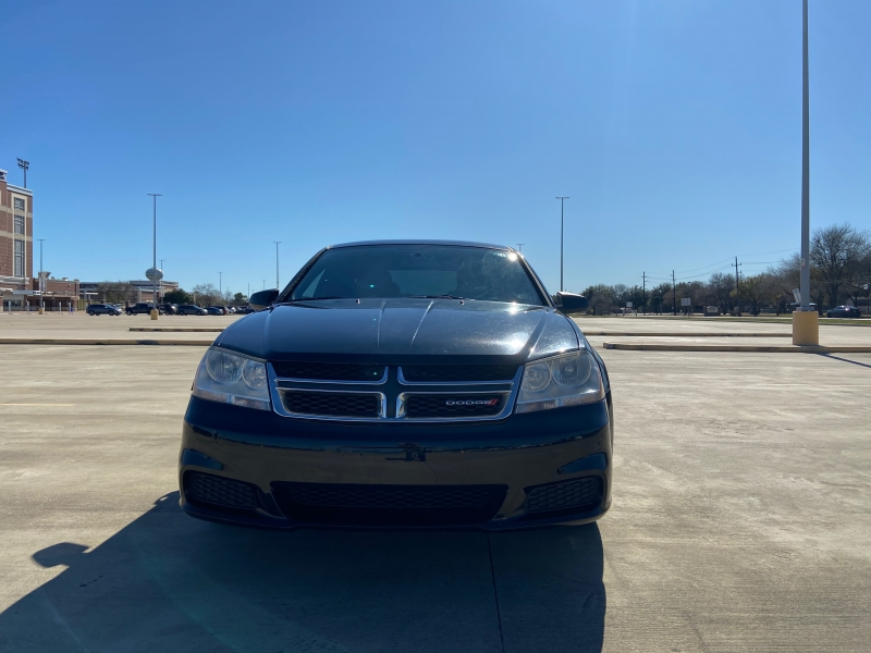 DODGE AVENGER 2012 price $2,995