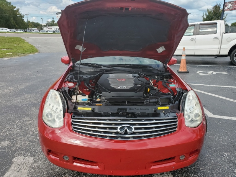 Infiniti G35 Coupe 2004 price $4,890