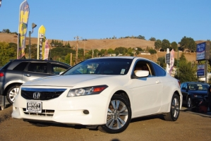 Honda Accord Cpe 2012