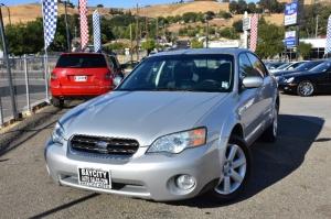 Subaru Legacy Sedan 2007