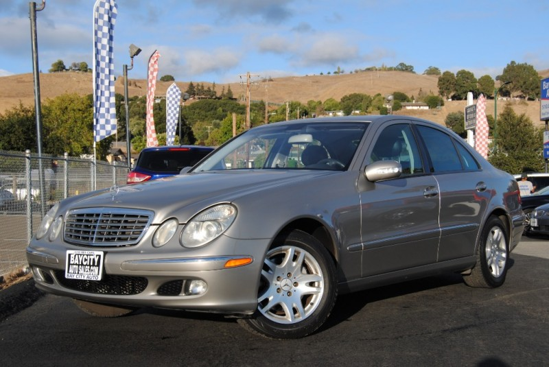 Mercedes-Benz E-Class 2006 price $6,888