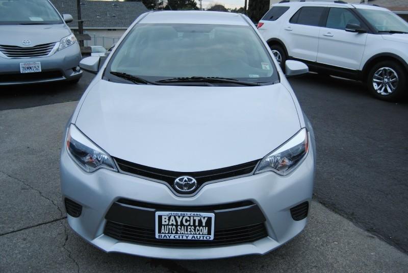 Toyota Corolla 2016 price $12,888