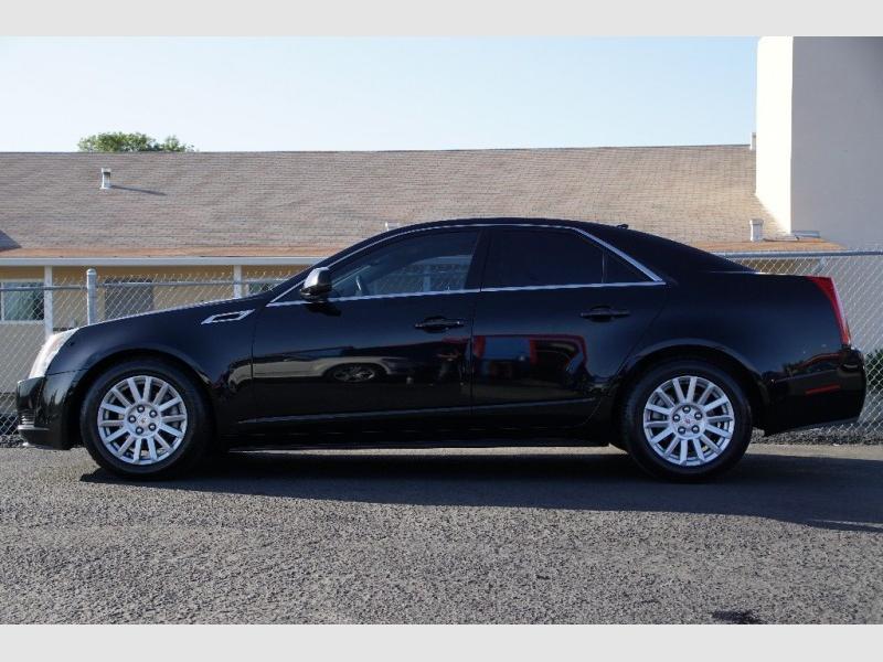 Cadillac CTS Sedan 2013 price $12,888