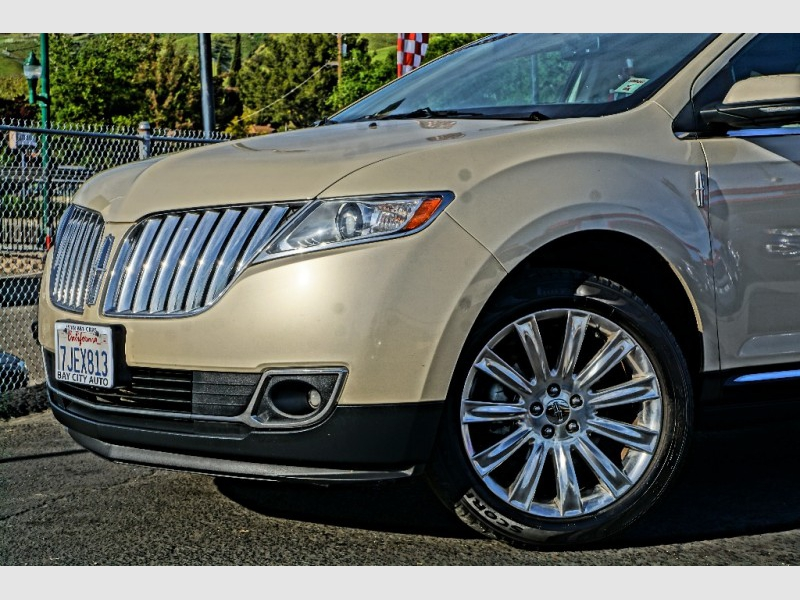 Lincoln MKX 2015 price $15,998