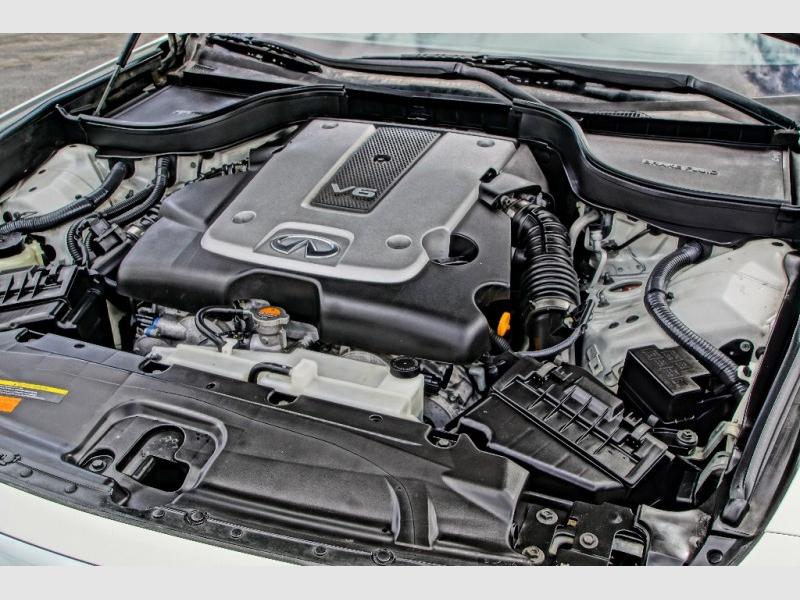Infiniti G25 Sedan 2012 price $12,488
