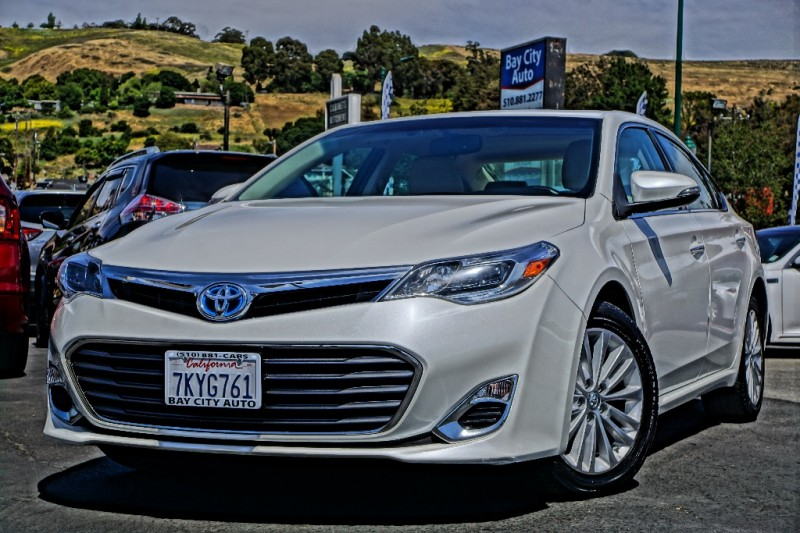 Toyota Avalon Hybrid 2015 price $21,888