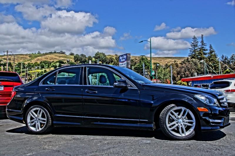 Mercedes-Benz C-Class 2013 price $11,888