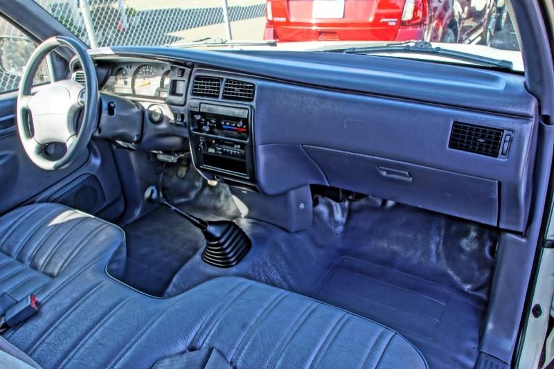Toyota T100 1997 price $4,888