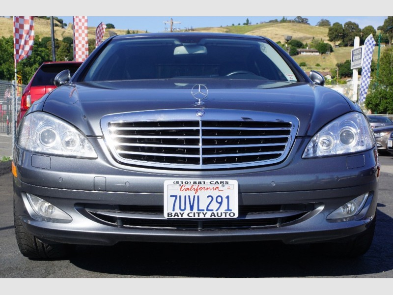 Mercedes-Benz S-Class 2008 price $13,488