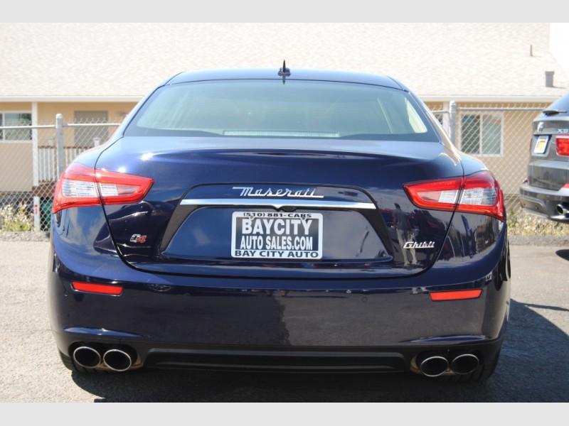 Maserati Ghibli Price >> 2015 Maserati Ghibli 4dr Sdn S Q4