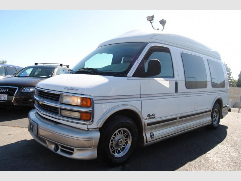 Chevrolet CONVERSION VAN 1998 price $11,888