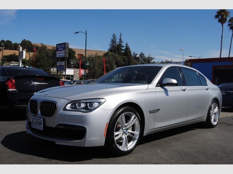 BMW 7-Series 2013 price $19,888