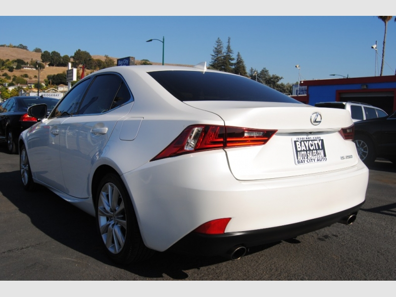 Lexus IS 250 2014 price $19,888