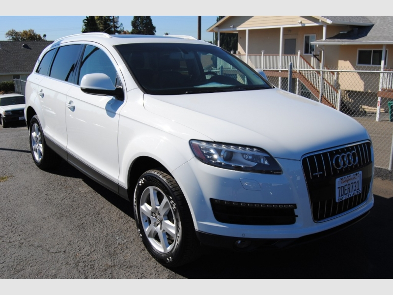 Audi Q7 2014 price $17,888
