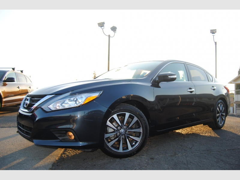 Nissan Altima 2017 price $14,888