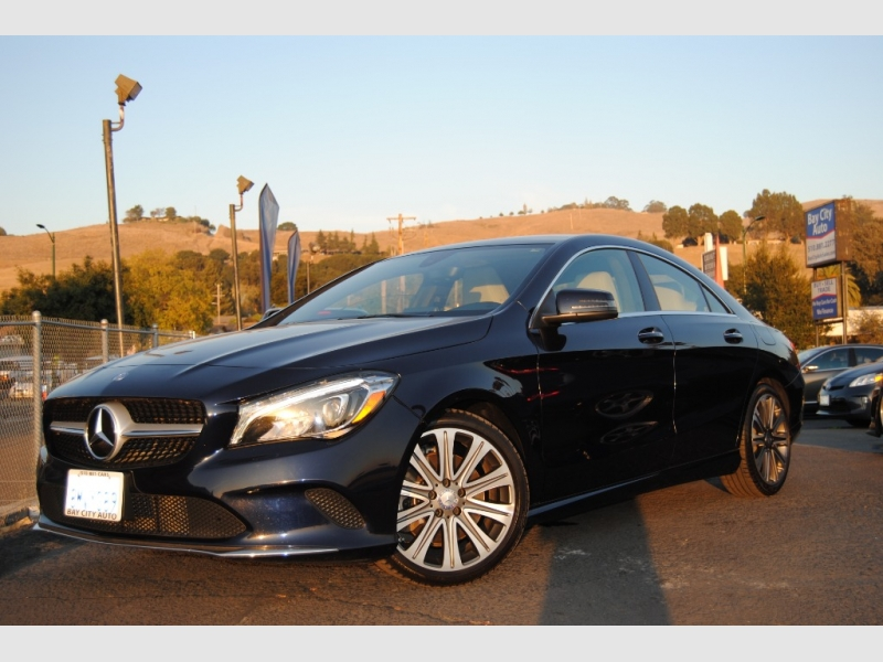 Mercedes-Benz CLA 2017 price $19,888