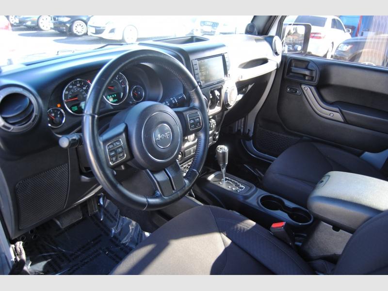 Jeep Wrangler Unlimited 2014 price $23,888