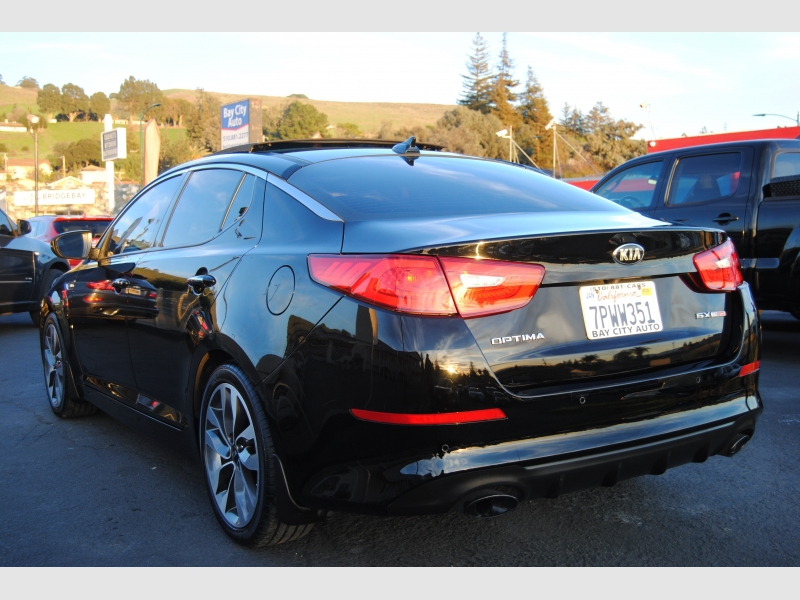 Kia Optima 2015 price $16,888