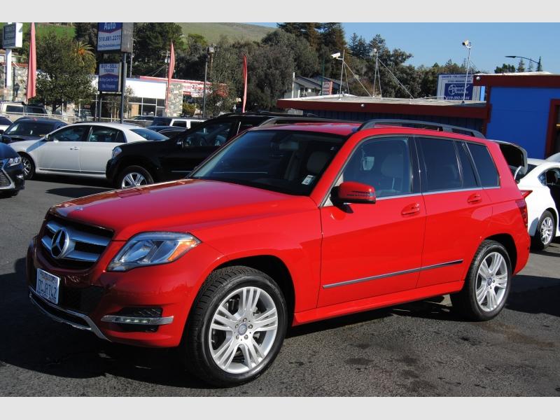 Mercedes-Benz GLK-Class 2014 price $16,888