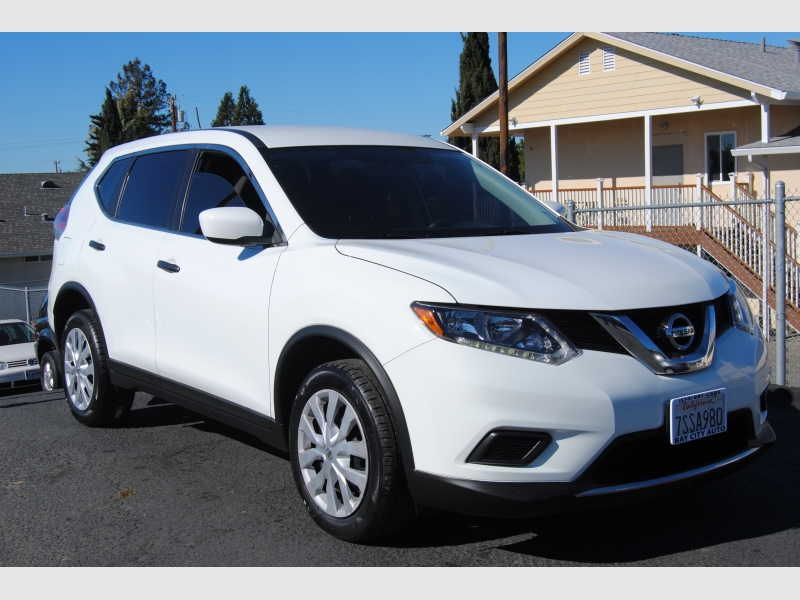 Nissan Rogue 2016 price $11,988