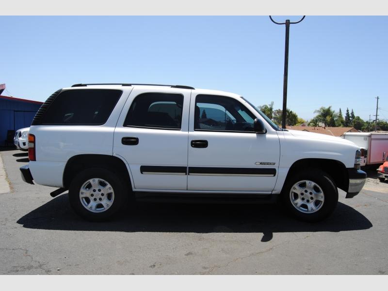 Chevrolet Tahoe 2003 price $5,888