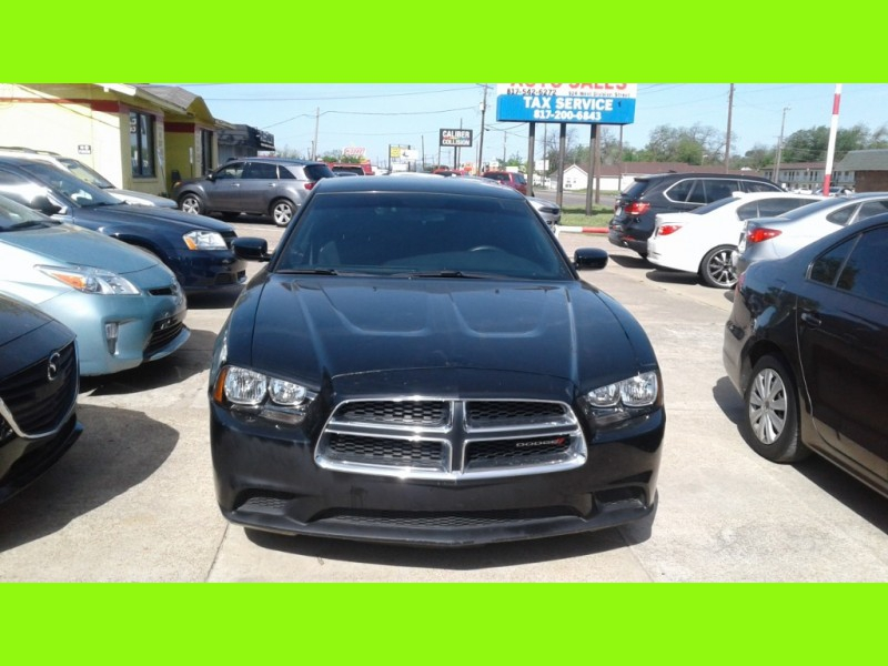 Dodge Charger 2014 price $12,750