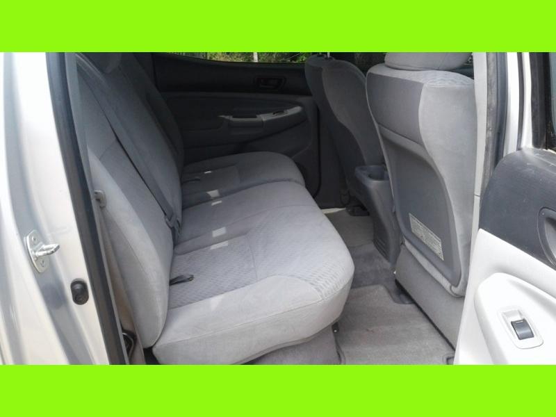 Toyota Tacoma 2011 price $12,000