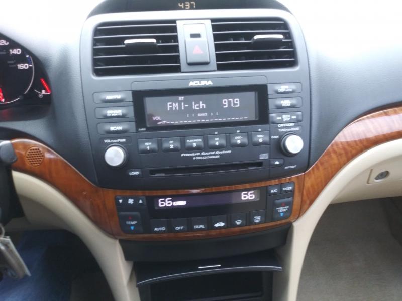 Acura TSX 2006 price $6,200
