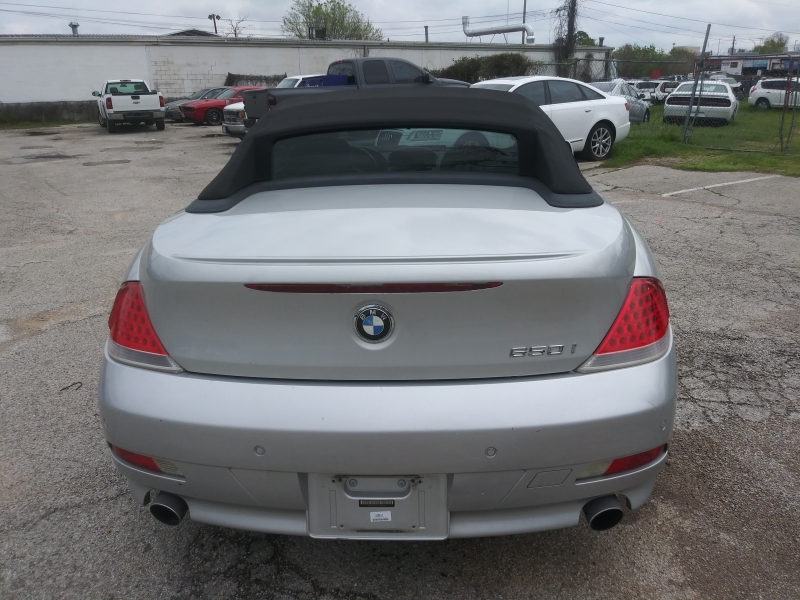 BMW 6-Series 2006 price $8,999
